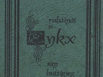Rubàiyàt Is-Cykx (Special Reprint Paperback Book) [1978] main photo