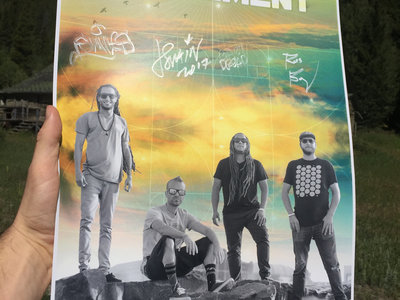 Limited Edition Signed Poster main photo