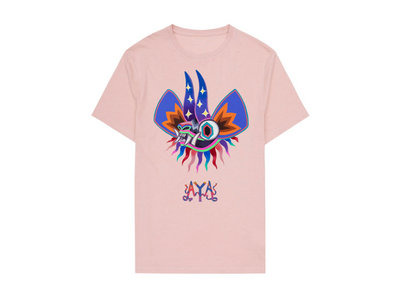 AYA Mask T-Shirt Pink main photo