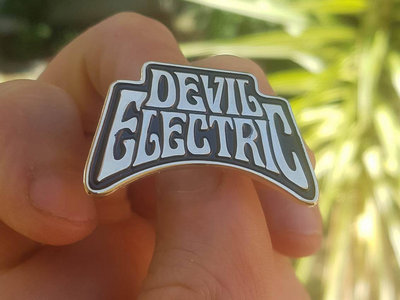 Logo Enamel Pin main photo