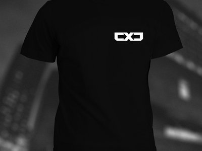 EXE-A001 - Logo Crew T-shirt (Black) main photo