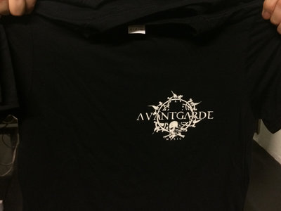Avantgarde Music Logo, Black tshirt main photo