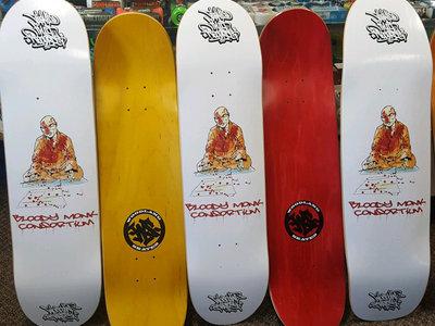 Limited Edition - BMC Skateboard Deck main photo