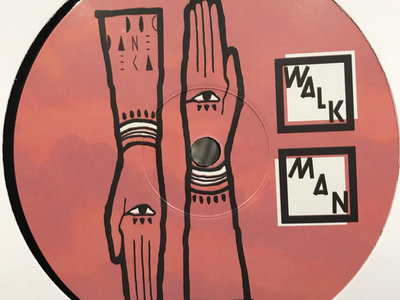 "DOC DANEEKA - WALK.MAN VOL 2 - 12"" Vinyl 140g - ***SHIPPING NOW** main photo"