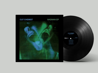 "Cut Chemist - Madman EP -*Limited Edition 12"" Vinyl* main photo"