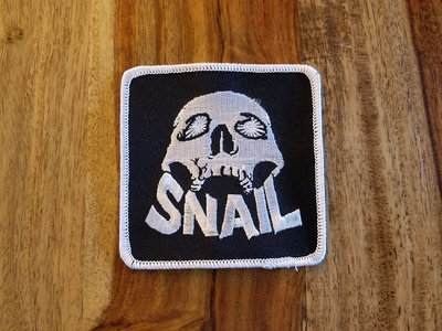 Snail Skull Patch main photo