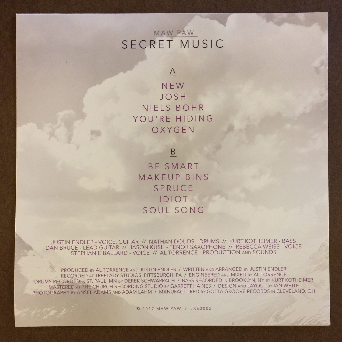 secret music maw paw includes unlimited streaming of secret music via the bandcamp app plus high quality in mp3 flac and more