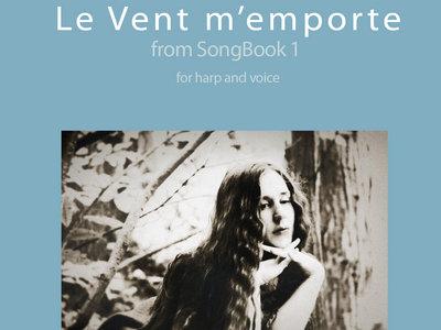 Le Vent M'emporte (PDF - partition) main photo