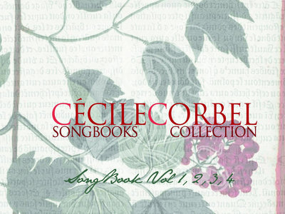 Le Coffret (4 CDs : SongBook 1,2,3 & 4) main photo