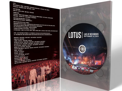 DVD: Live at Red Rocks September 19, 2014 main photo