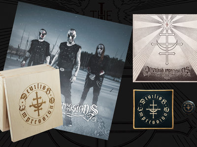 """""""The I"""" special edition LIMITED WOODEN BOX main photo"""