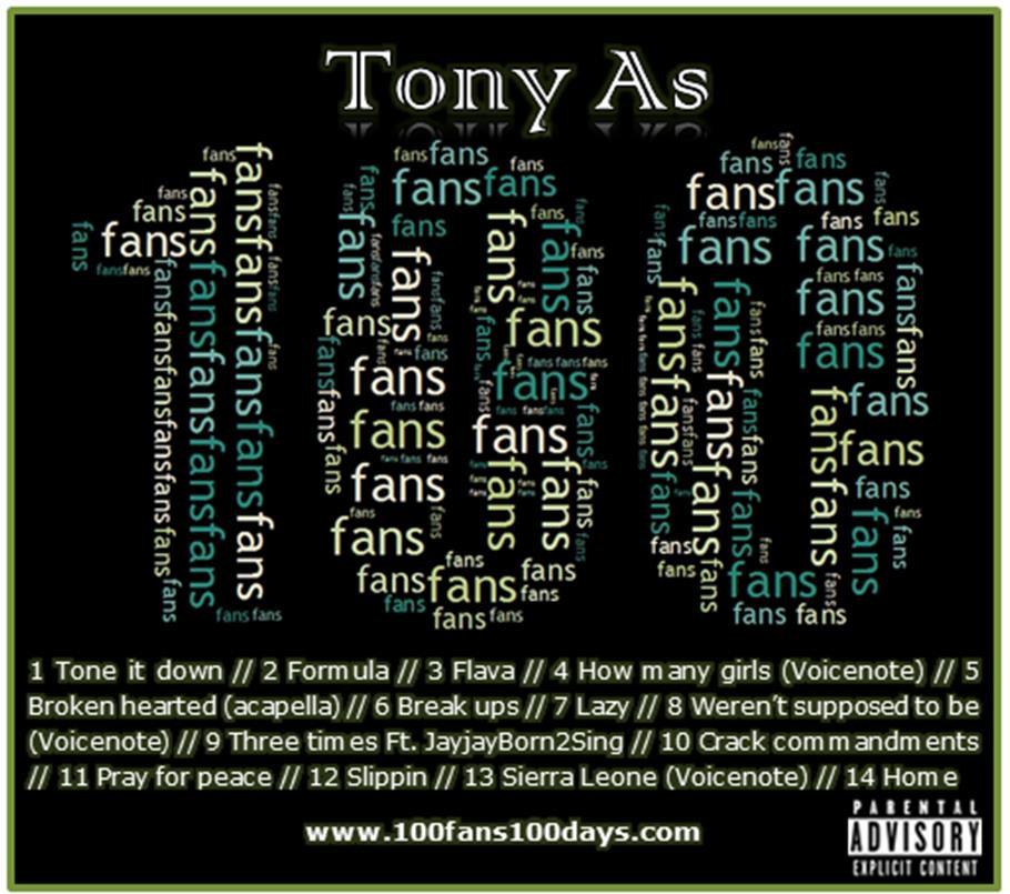 Music | Tony As