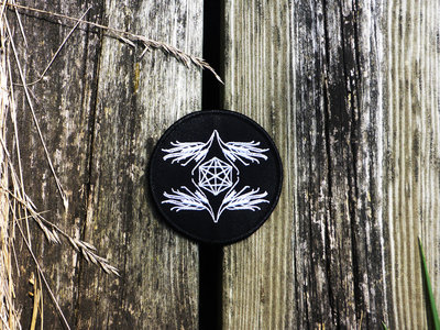 Monument Echo Iron-On Patch (includes download) main photo