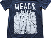 HEADS. Tee part III photo