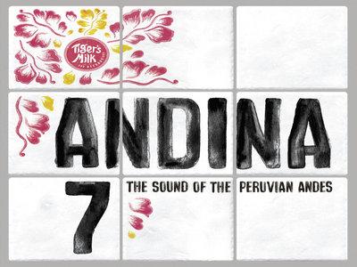 "Bundle Pack - ANDINA 7"" Picture Disc Vinyl & ANDINA Double Gatefold Vinyl main photo"