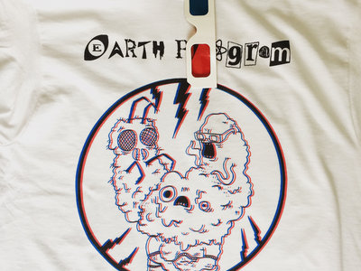Earth Program Atomic Rawkrz 3D Shirt main photo