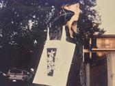 Flower Power Tote Bag photo