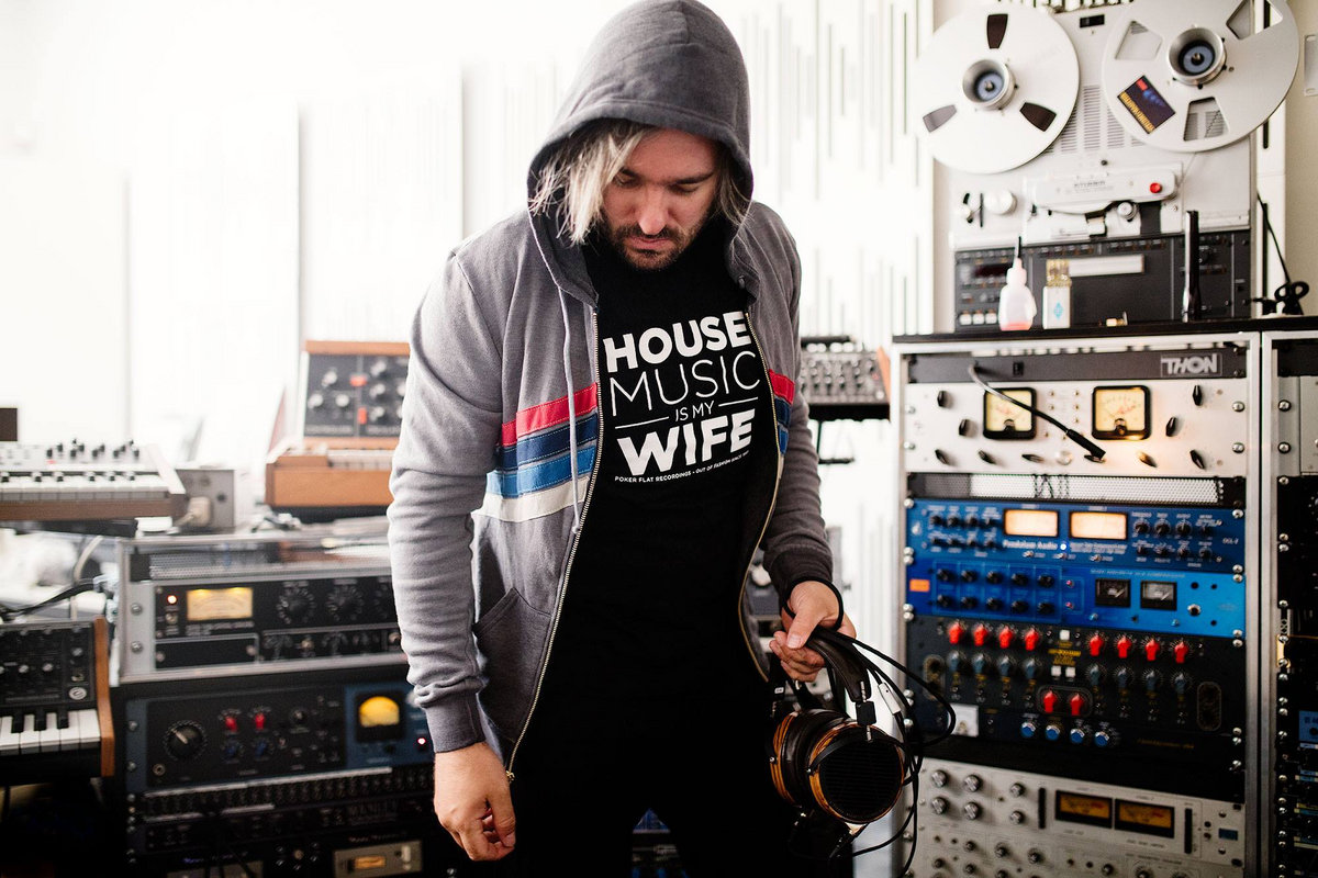 Non tutti capiscono HOUSE MUSIC-House Music Tee Shirt