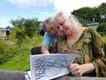 Gwenhwyfar Garden image