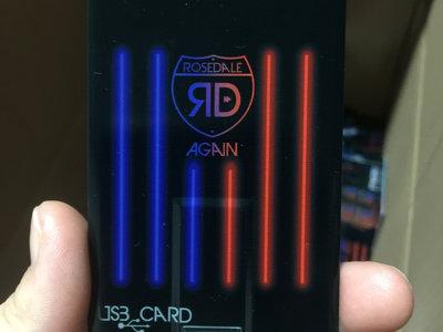 Again USB card main photo