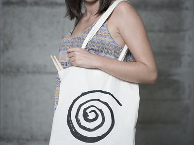 Spiral White Bag main photo
