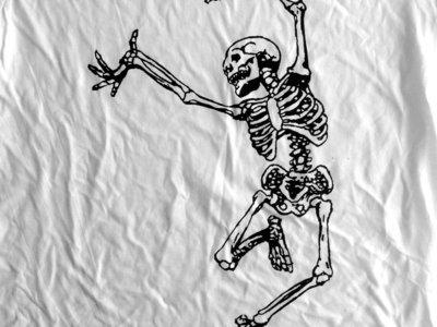 Skeleton t-shirt main photo