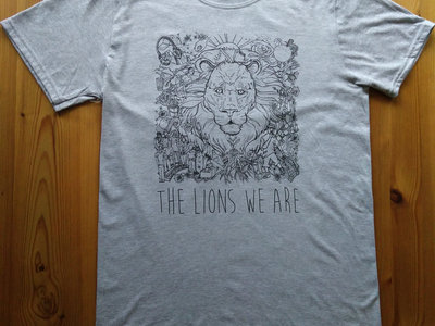 The Lions We Are T-Shirt main photo