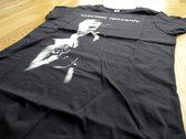 """""""Praedam"""" - black """"girlie"""" t-shirt photo"""