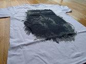 """""""Praedam"""" - white men's t-shirt photo"""