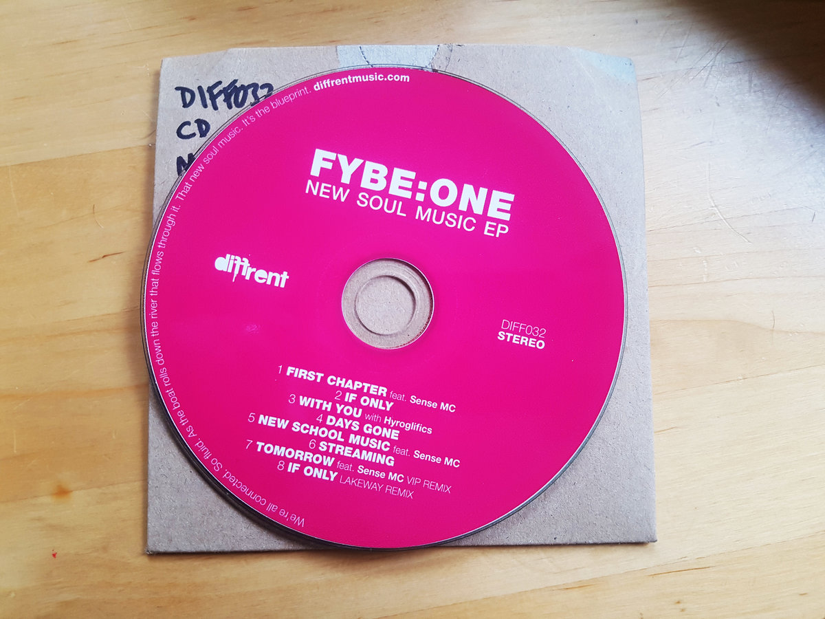 New soul music ep diff032 fybeone cd plain sleeve malvernweather Images