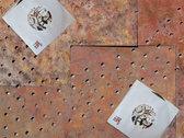 "Jeff Thompson Presents : Amalgamated Metals A/B - 7"" Vinyl Release. photo"