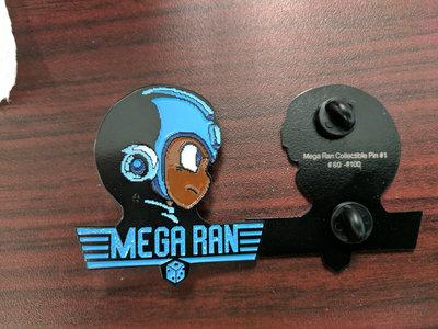 """Mega Ran 2"""" Enamel Pins (numbered) main photo"""