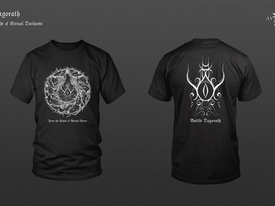 Battle Dagorath new CD + T-Shirt BUNDLE (pre order) main photo
