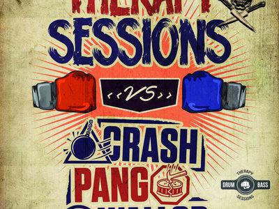 **THERAPY SESSIONS vs CRASH PANG WALLOP **LONDON** 03.11.17** main photo
