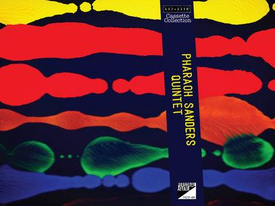 """Pharoah Sanders """"Pharaoh Sanders Quintet"""" Limited Edition Cassette Tape PAESP-006 main photo"""