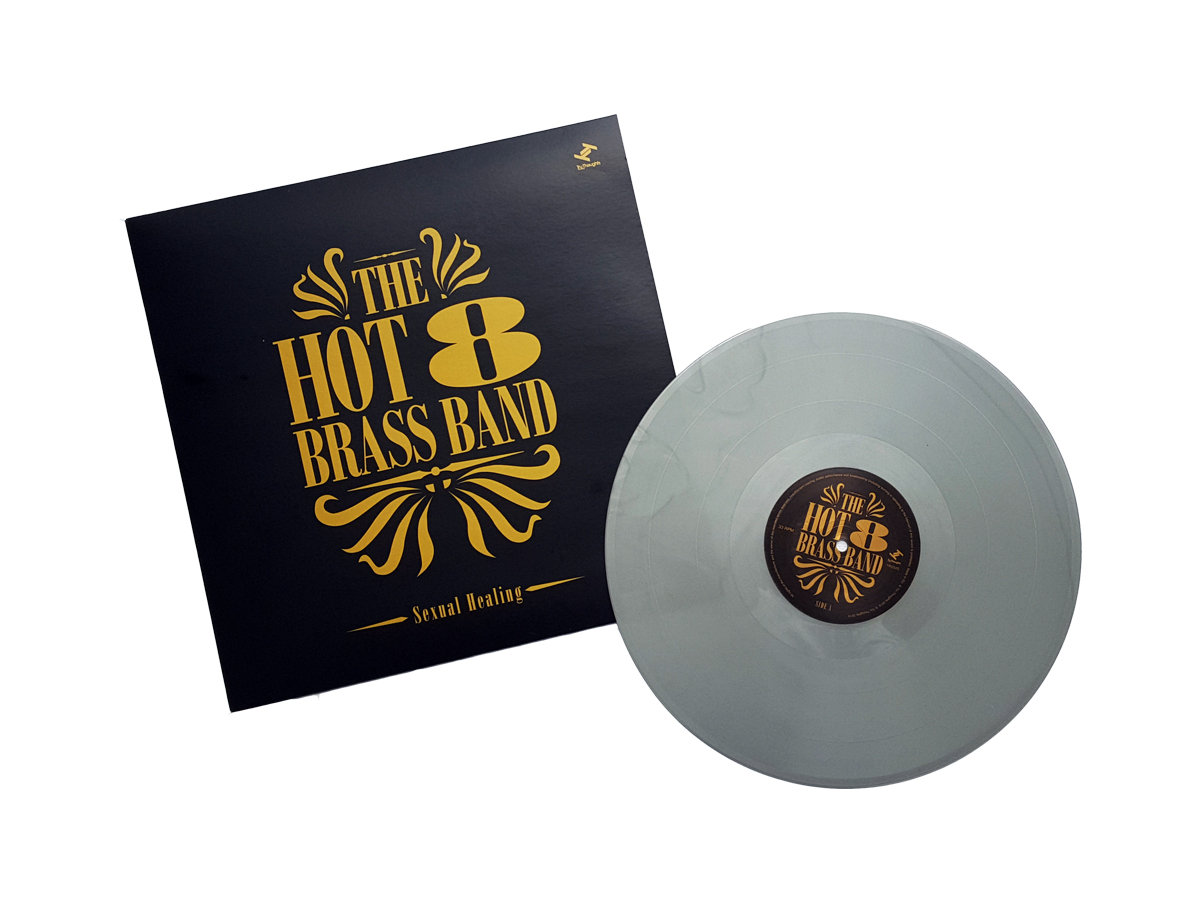Hot 8 brass band sexual healing vinyl