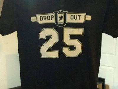 DROP-OUT U t-shirt main photo
