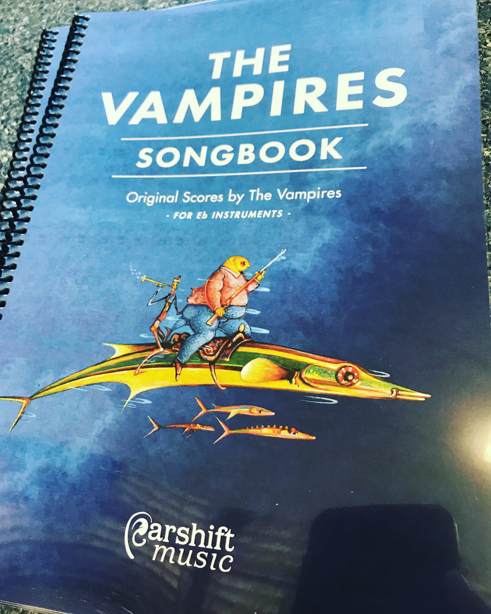 68273a3ac31 Limited Edition Score Book. from The Vampires