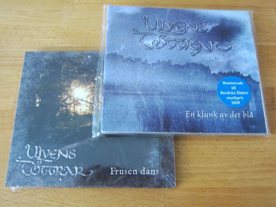 A Bundle of 2 CDs + 1 Download by Ulvens Döttrar (The Daughters of the Wolf) main photo