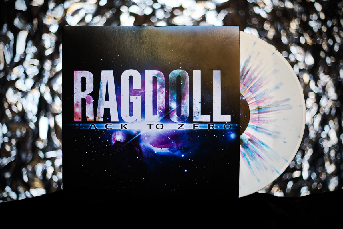 Back To Zero Limited Edition Vinyl Signed And Numbered Ragdoll
