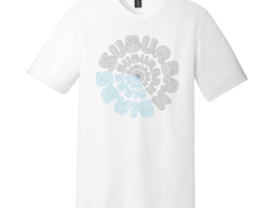 Spiral Wave Design T-shirt + Digital LP main photo
