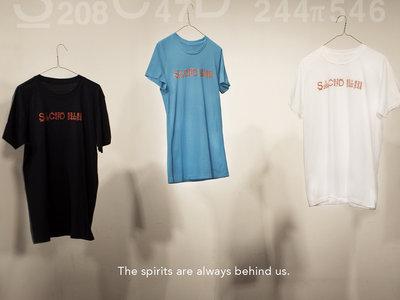 SRM 2018 Mens T-Shirt in BLACK COLOR main photo