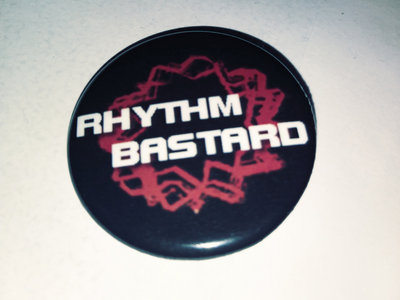 Rhythm Bastard Logo Button main photo