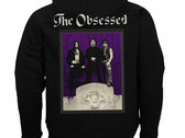 The Obsessed Zip Up Hoodie photo