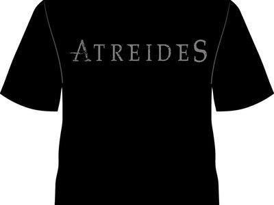 Camiseta Logo Gris main photo