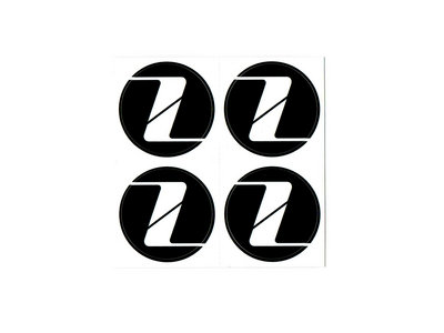 Zoom Lens Logo Sticker (4 Pack) main photo