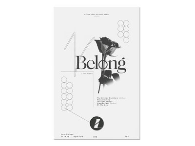 """Belong (The Flow)"" Poster main photo"