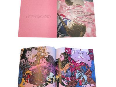 """Metempsychosis"" Artbook + CD main photo"