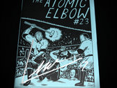 The Atomic Elbow #23 [Exclusive Limousine Signed Edition] photo