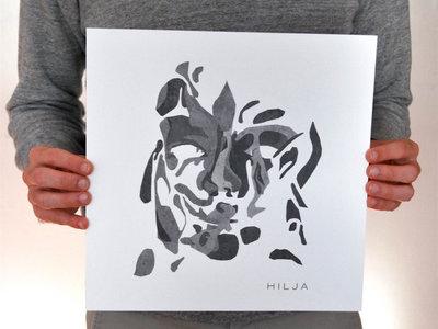 Cover Art Print - Hilja main photo